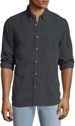 Joe's Jeans Men's Sandoval Denim Sport Shirt
