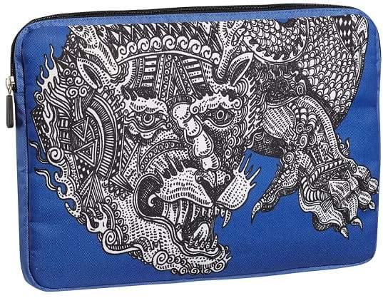 Arte Sempre Blue Dragon Laptop Sleeve