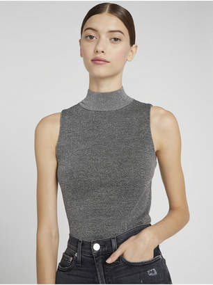 Alice + Olivia LANIE HIGH NECK PULLOVER