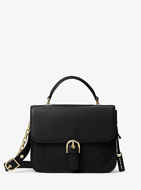 MICHAEL Michael Kors Michael Kors Cooper Large Leather Satchel