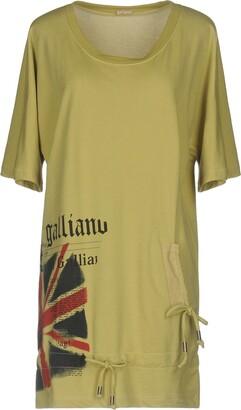 Galliano Short dresses - Item 34790630TK