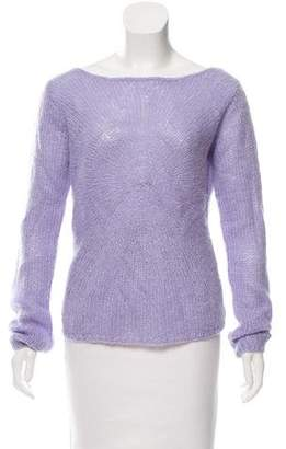 Calypso Crystal Knit Sweater