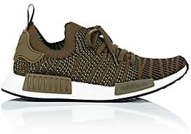adidas Men's NMD R1 STLT Primeknit Sneakers - Dark Green