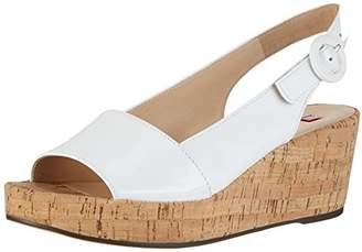 Högl 3-10 3204 0200, Women's Platform Sandals,(41.5 EU)