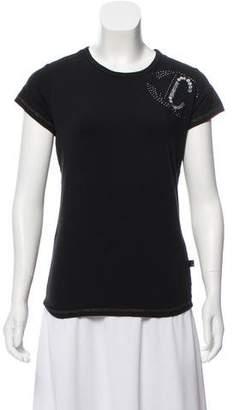 Just Cavalli Jeweled T-Shirt