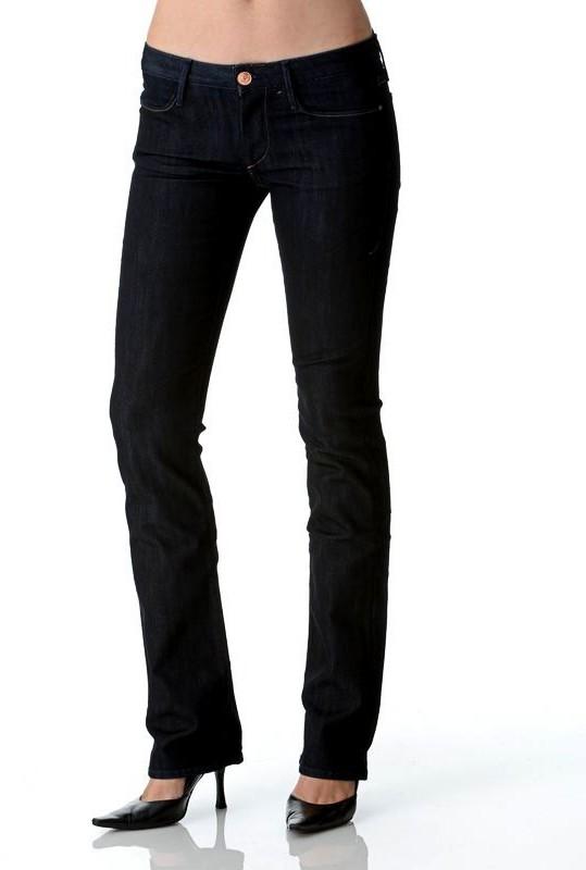 Earnest Sewn Decca Straight Leg Jean in One Rinse