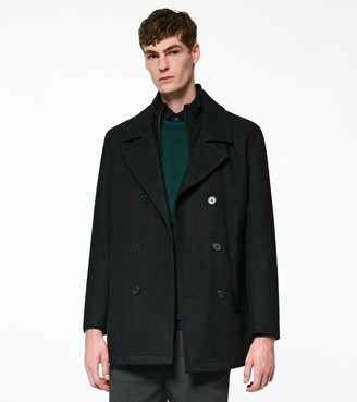 Andrew Marc BURNETT CLASSIC WOOL PEACOAT