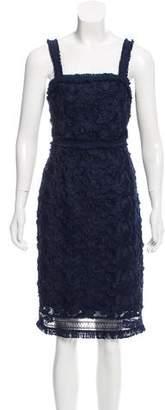 Trina Turk Sleeveless Knee-Length Dress w/ Tags