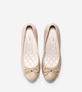 Cole Haan Tali Grand Lace Wedge (40mm)