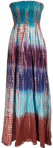 Daytrip Tie-Dye Dress