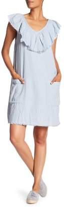 Velvet by Graham & Spencer Cathy Shoulder Dress