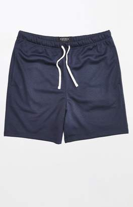 PacSun Navy Mesh Active Shorts