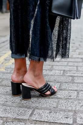 Studio One Twenty - Banny Mules Sandals - 36 - Black