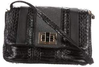 Anya Hindmarch Snakeskin Crossbody Bag