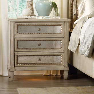 Hooker Furniture Malou 3 Drawer Bachelor's Chest