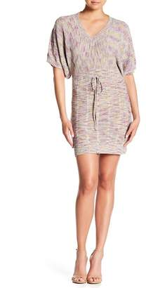 Vertigo Marled Space Dye Dress