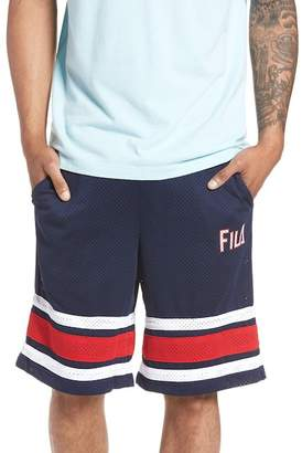 Parker FILA USA Basketball Shorts