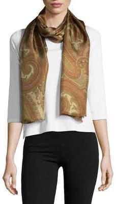 Lauren Ralph Lauren Lora Printed Silk Scarf