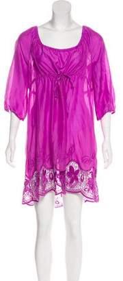 Diane von Furstenberg Cotton Casual Dress