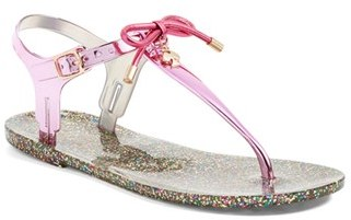 Women's Kate Spade New York Fanley T-Strap Sandal $78 thestylecure.com