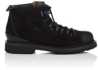 Buttero Men's Burnished Suede Hiking Boots