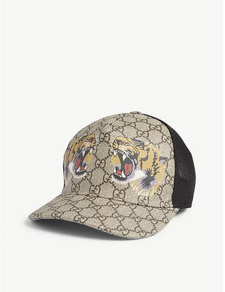 96e01ed546d Gucci Brown Hats For Men - ShopStyle Australia