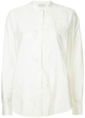 Forte Forte mandarin collar shirt