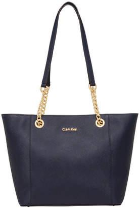 Calvin Klein Hayden Chain Tote Bag