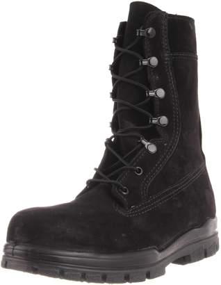 Bates Women's 9 Inches Suede DuraShocks Steel Toe Boot