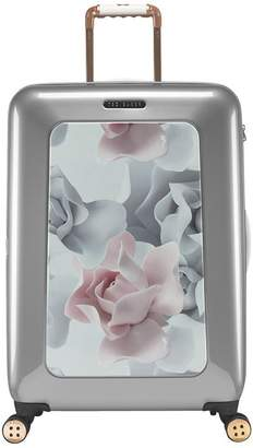 2b48415dc Ted Baker Porcelain Rose 4 Wheel Suitcase - Medium