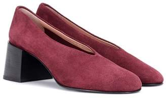 Acne Studios Sully suede pumps