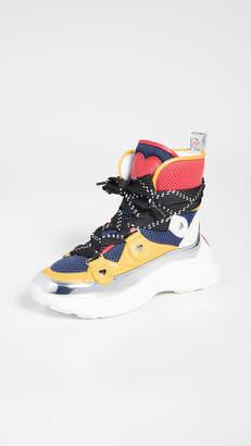 Moschino Hi Top Sneaker