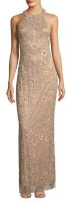 Parker Black Ellie Embellished Gown