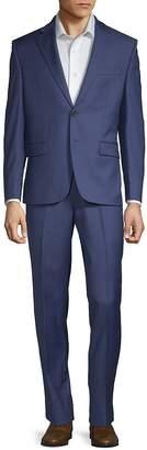Lauren Ralph Lauren Men's Ultra Flex Sharkskin Wool Suit