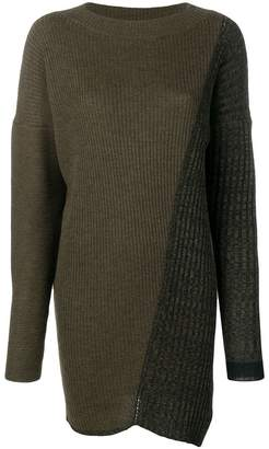 Damir Doma Katri knitted long jumper