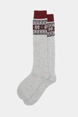 Ardene Knee-High Wool Socks