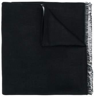 Valentino VLTN logo knit scarf