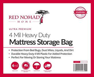 Red Nomad 2 Pack Mattress Bag For Moving and Storage