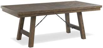 Apt2B Mariposa Extendable Dining Table WALNUT
