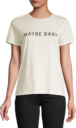 Only Maybe Baby Graphic Tee