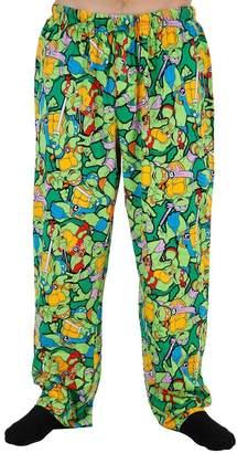 Briefly Stated Teenage Mutant Ninja Turtles Adult Lounge Pants (Adult)