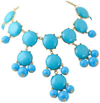 One Kings Lane Vintage St. Tropez-Style Turquoise Necklace