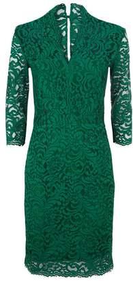 SET Lace Mini Dress