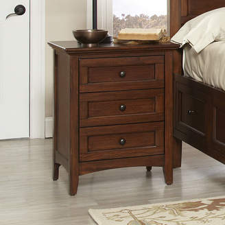 Three Posts Schweizer 3 Drawer Nightstand