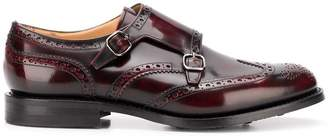 Church's polished monk shoes