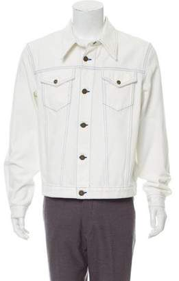 Calvin Klein Andy Warhol Denim Jacket w/ Tags