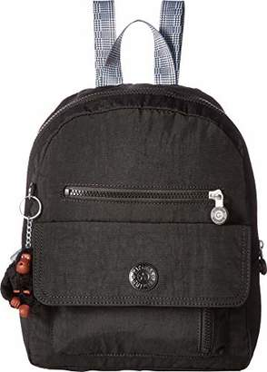 Kipling Carrie Backpack with Printed Straps