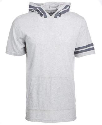 American Rag Men's Varsity Short Sleeve Hoodie