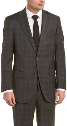 Hart Schaffner Marx Chicago Fit Wool Suit