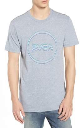 RVCA Tri-Motors Logo T-Shirt